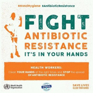 #AntibioticResistance - The Role of Health workers
