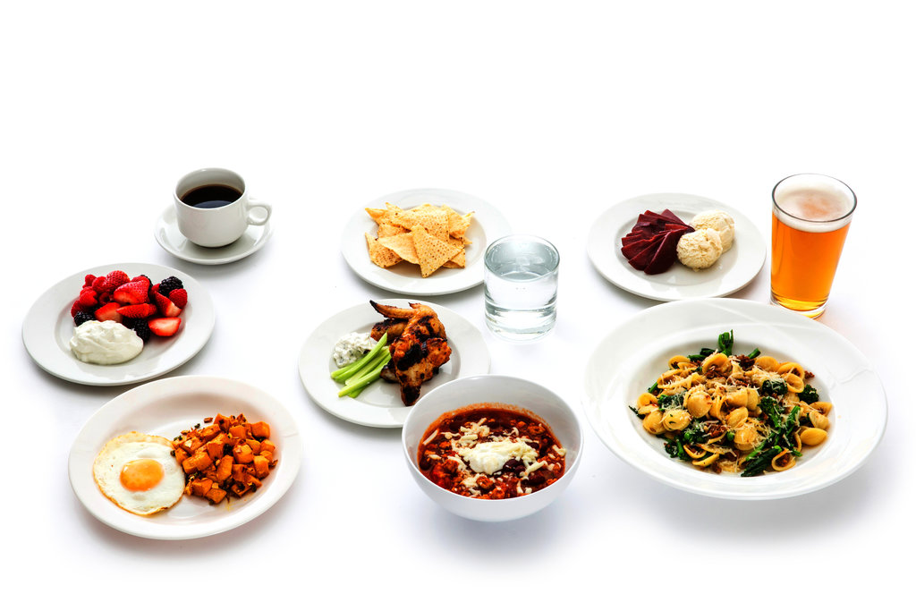 7 Tips To Get Calories Out Of Restaurant Food