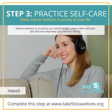 MAKING MENTAL WELLNESS A PRIORITY IN LIFE #Self-Care