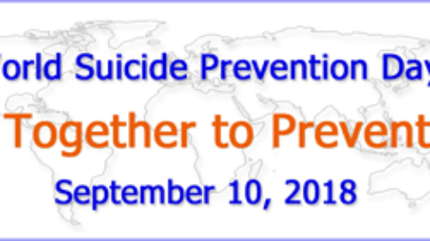 World Suicide prevention 2018