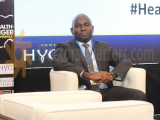 Dr Otefe Edebi - Psychiatrist Speaker at Healthcare Nigeria Conference